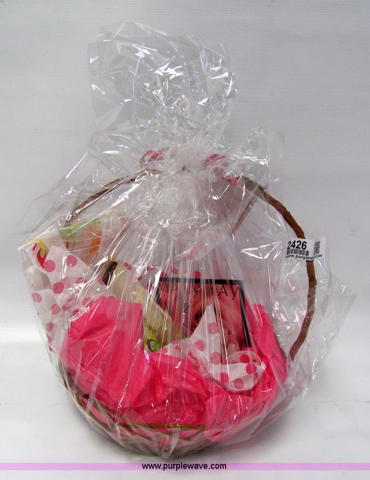 Mary kay gift basket item 2426 sold october 15 united w 2426 image for item 2426 mary kay gift basket negle