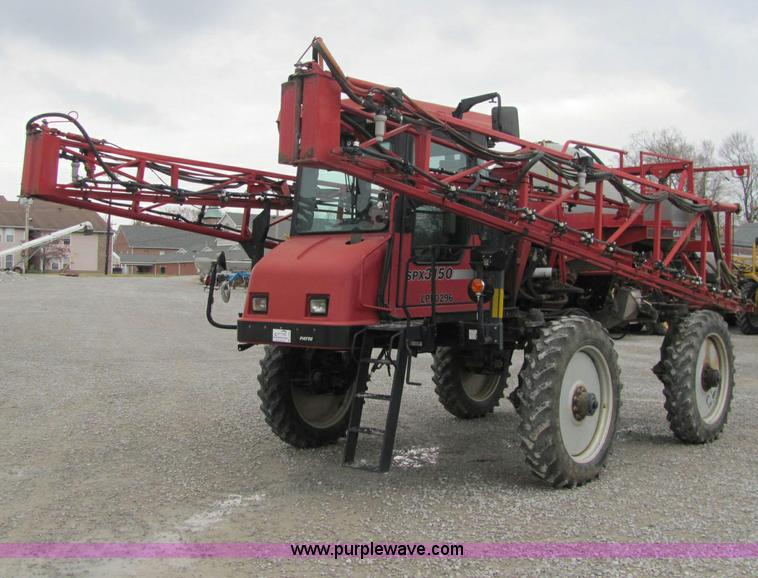 C2958.JPG - Case Patriot SPX3150 self propelled sprayer , 3,856 hours on meter , Case 5 9L six cylinder 152 HP t...