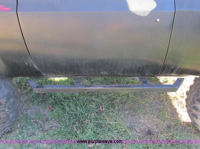 F4124ZP.JPG - 1989 Chevrolet K5 Blazer SUV , 39,813 miles on odometer , 5 7L V8 OHV 16V gas engine , Automatic tra...