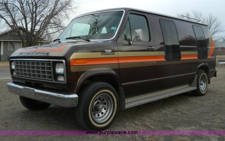 1982 Ford Econoline E150 Playtime Van No Reserve Auction