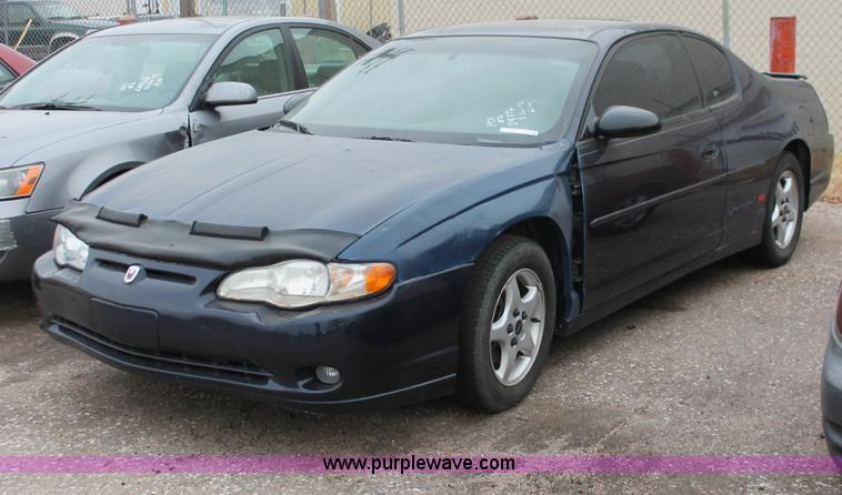O9393.JPG - 2001 Chevrolet Monte Carlo SS , 103,303 miles on odometer , 3 8L V6 OHV 12V gas engine , Automatic t...