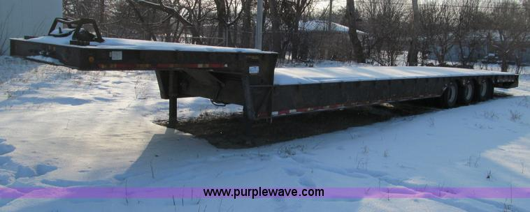 F5882.JPG - 2006 Ledwell Hydra Tail triple axle trailer , Model LWS3HT3 10 PB , 53 overall length , 43L lower wo...