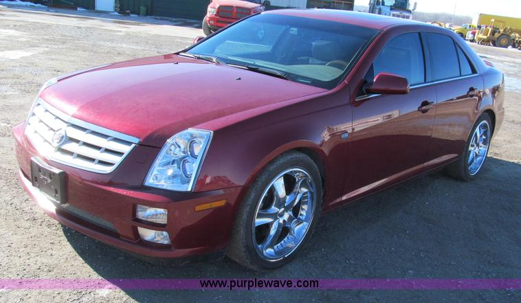 E5863.JPG - 2005 Cadillac STS , 107,088 actual miles , Northstar 4 6L V8 DOHC 32V gas engine , Automatic transmi...