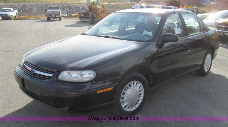 E3646.JPG - 2001 Chevrolet Malibu , 128,780 miles on odometer , 3 1L V6 OHV 12V gas engine , Automatic transmiss...