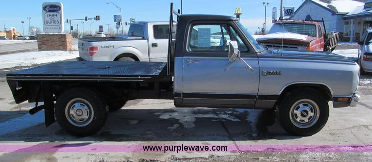 1991 dodge ram d250 cummins diesel  5 u0026quot  stacks  lots of