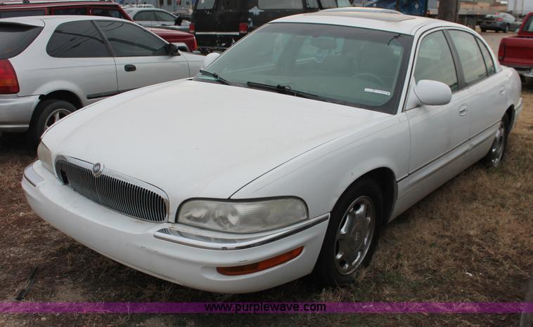 V9216.JPG - 1998 Buick Park Avenue Ultra , Unknown miles on odometer , 3 8L V6 OHV 12V SUPERCHARGER gas engine ,...