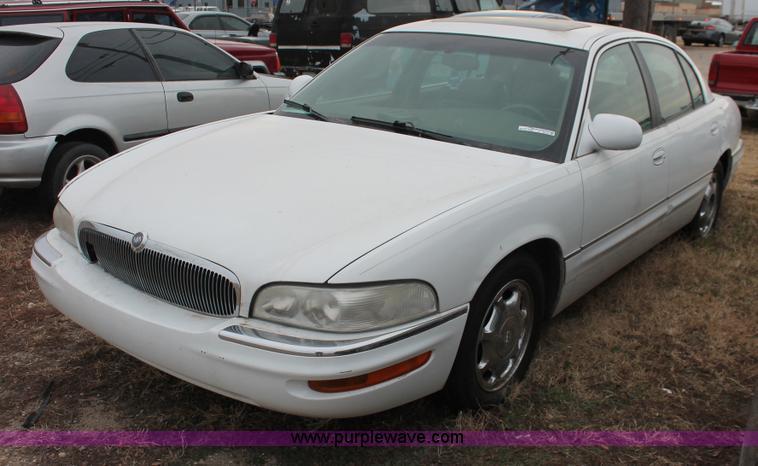 V9216.JPG - 1998 Buick Park Avenue Ultra , Unknown miles on odometer , 3 8L V6 OHV 12V SUPERCHARGER gas engine ,...