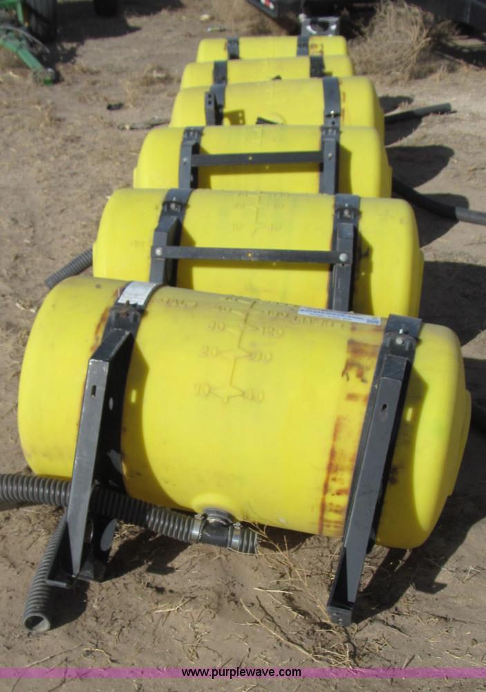 6 60 Gallon Liquid Fertilizer Tanks No Reserve Auction