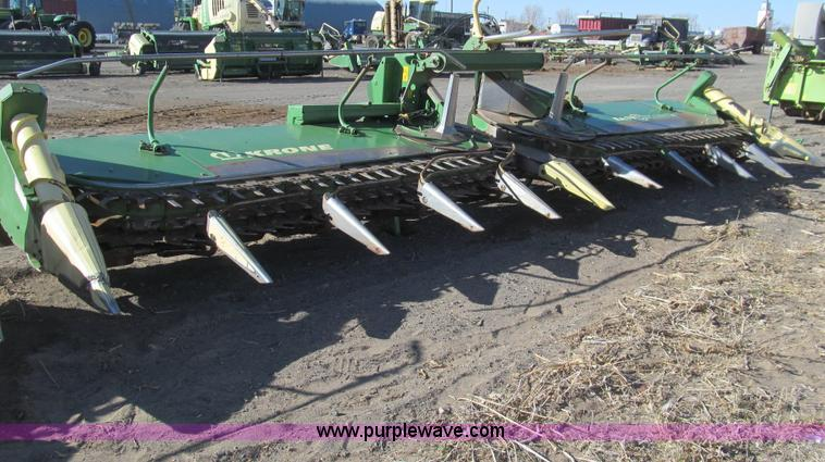 G5637.JPG - 2008 Krone EasyCollect 9000 head , 24 8 quot W , Serial 764960 ...
