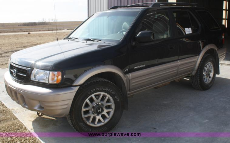 2002 Honda Passport No Reserve Auction On Tuesday March 05 2013