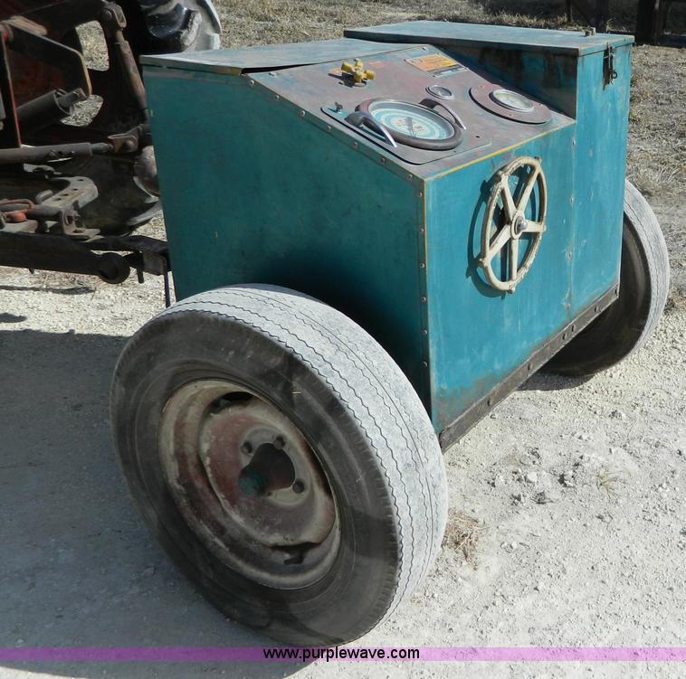 Tractor Pto Dynamometer : M w p b dynamometer no reserve auction on wednesday
