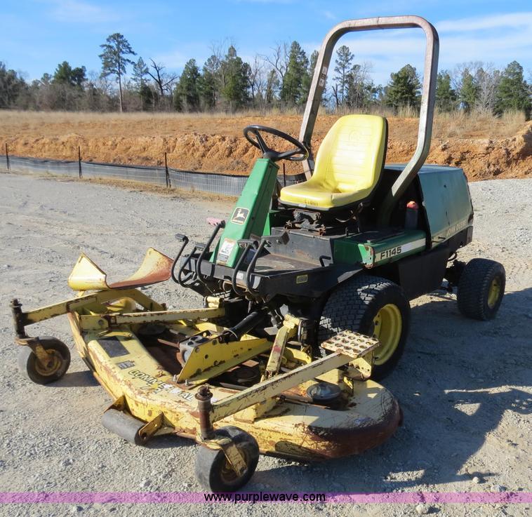 Kubota All Wheel Drive Lawn Mowers 36 Quot Cut : John deere f lawn mower no reserve auction on