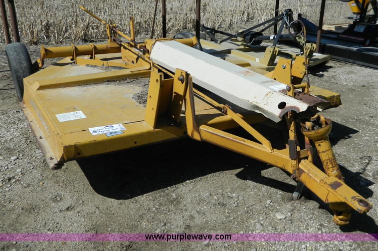 Hydraulic Rotary Mower : Woods md rotary mower no reserve auction on wednesday