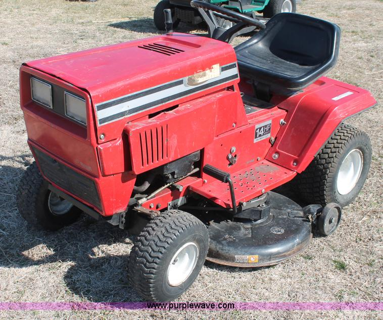 mtd gold lawn mower manual