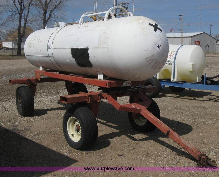 anhydrous ammonia application equipment canada