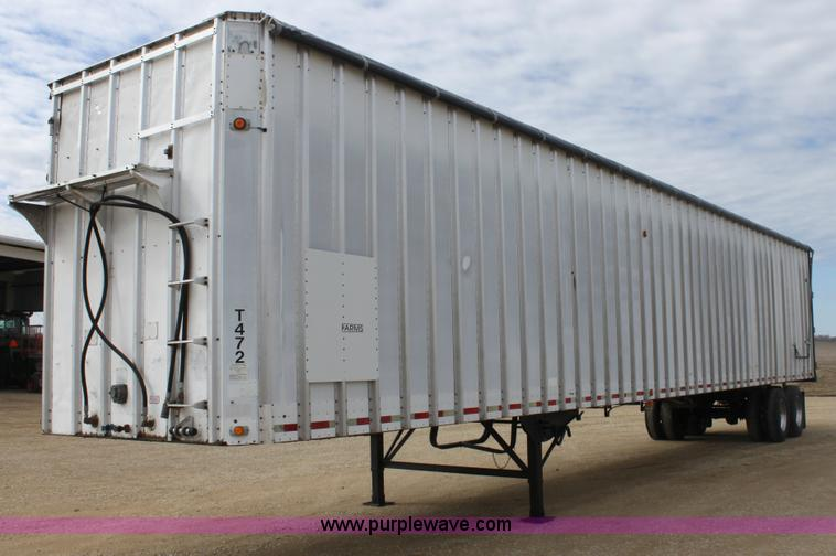 E8468.JPG - 1998 Imco 53 live bottom trailer , 428,131 miles on hubodometer , 102 quot W , 13 5H , Spring ride ,...