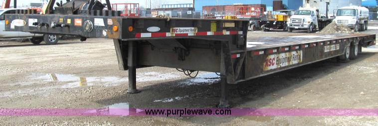 E3839.JPG - 2007 Ledwell Hydratail 48 tandem axle trailer , 102 quot W , 10 mini deck , 8 beaver tail , Perimete...