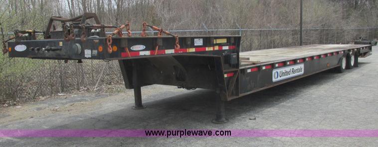 E7185.JPG - 2007 Ledwell LW48 HT2 10 PP Hydratail trailer , 48L , Hydraulic front platform , Hydraulic tail , Ri...