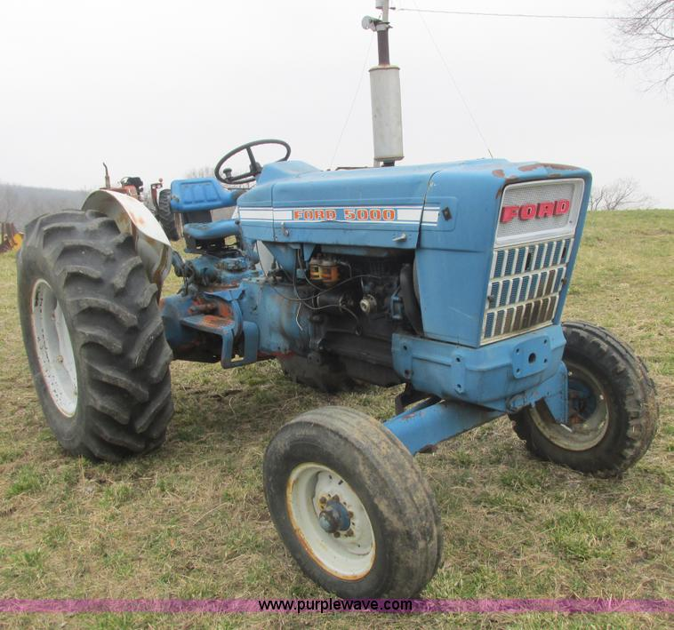 Ford 5000 Tractor Specs : Ford tractor specs