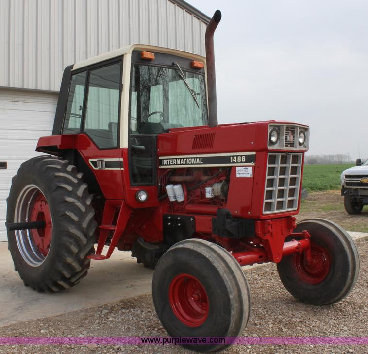 1980 International 1486 Tractor