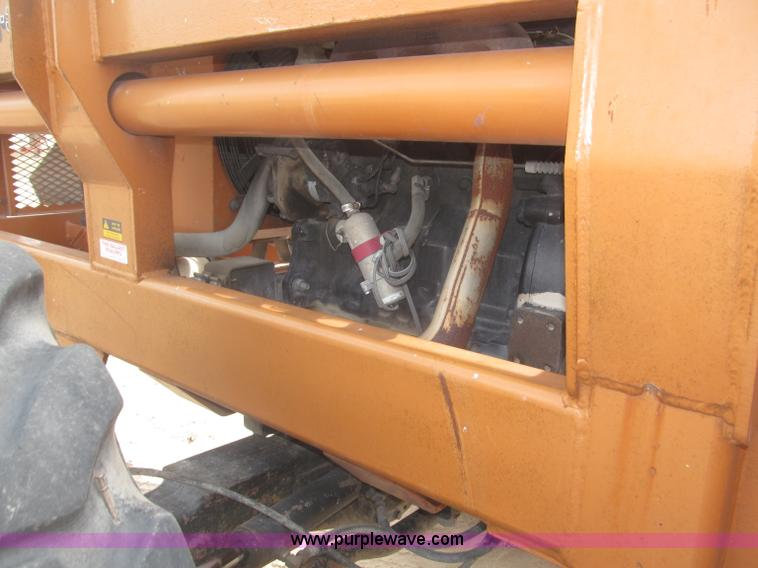 B5453ZQ.JPG - 1996 Lull 644B 37 Highlander series telehandler , 3,699 hours on meter , John Deere four cylinder di...