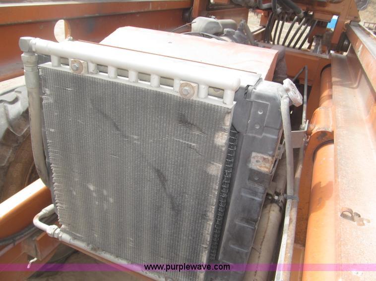 B5453ZW.JPG - 1996 Lull 644B 37 Highlander series telehandler , 3,699 hours on meter , John Deere four cylinder di...