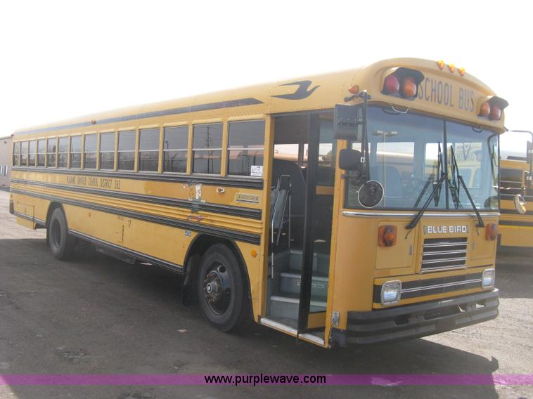 1991 Bluebird School Bus Pictures To Pin On Pinterest Pinsdaddy