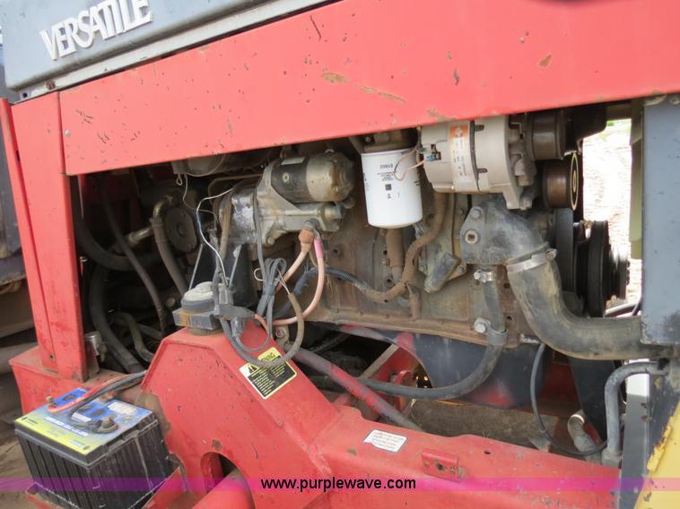 B4722ZD.JPG - 1988 Versatile 276 Bi directional 4WD tractor , 5,452 hours on meter , Cummins 4BTA 3 9 four cylinde...