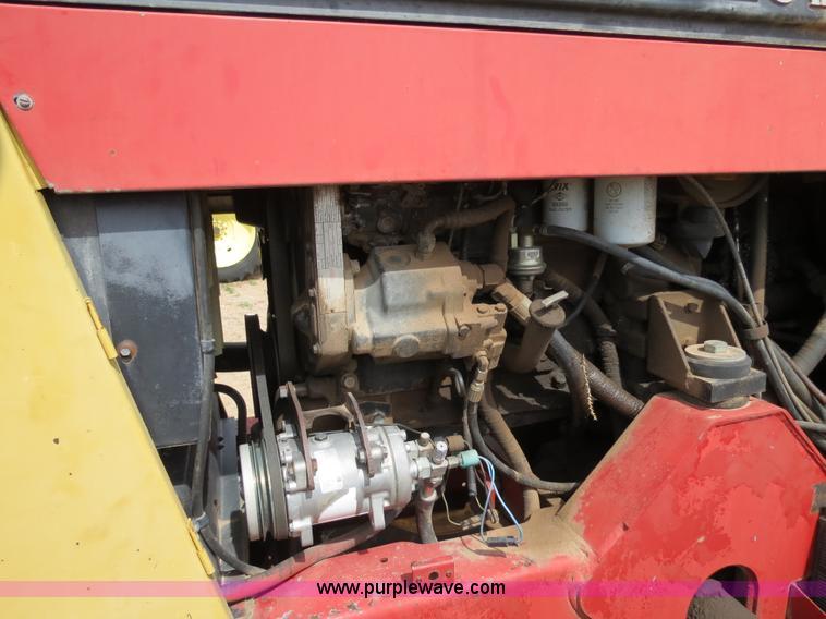 B4722ZG.JPG - 1988 Versatile 276 Bi directional 4WD tractor , 5,452 hours on meter , Cummins 4BTA 3 9 four cylinde...