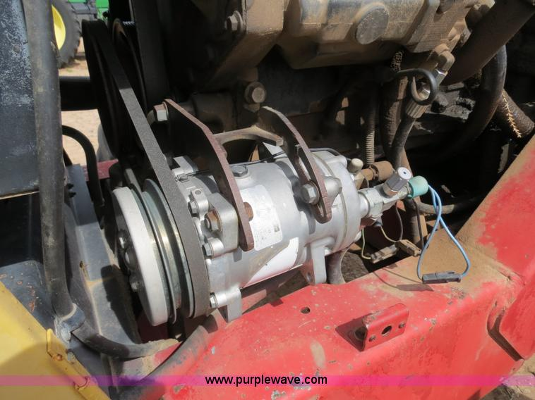 B4722ZK.JPG - 1988 Versatile 276 Bi directional 4WD tractor , 5,452 hours on meter , Cummins 4BTA 3 9 four cylinde...