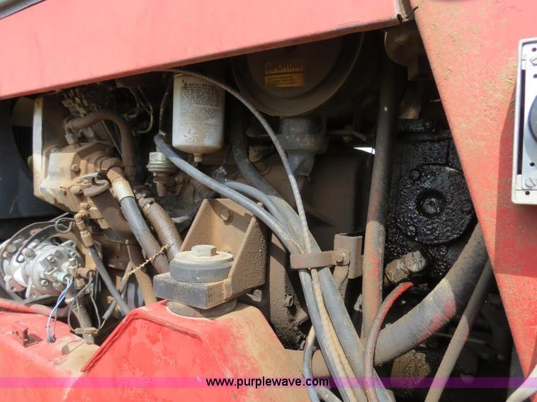B4722ZL.JPG - 1988 Versatile 276 Bi directional 4WD tractor , 5,452 hours on meter , Cummins 4BTA 3 9 four cylinde...