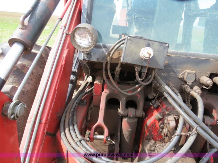 B4722ZZC.JPG - 1988 Versatile 276 Bi directional 4WD tractor , 5,452 hours on meter , Cummins 4BTA 3 9 four cylinde...
