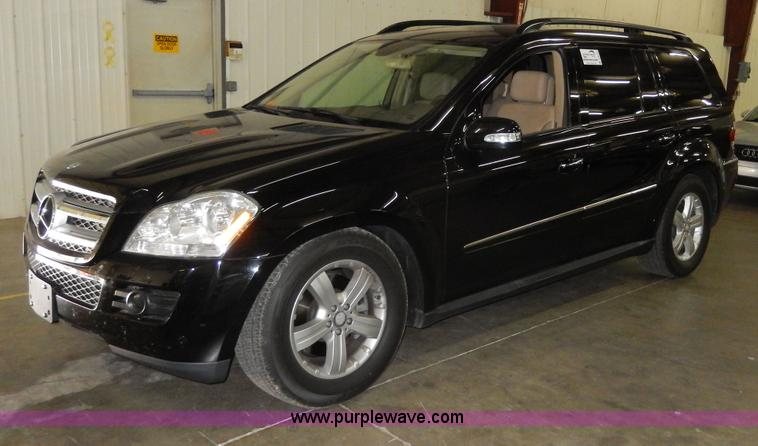 D8123.JPG - 2008 Mercedes Benz GL450 SUV , 53,857 miles on odometer , 4 7L V8 DOHC 32V gas engine , Automatic tr...