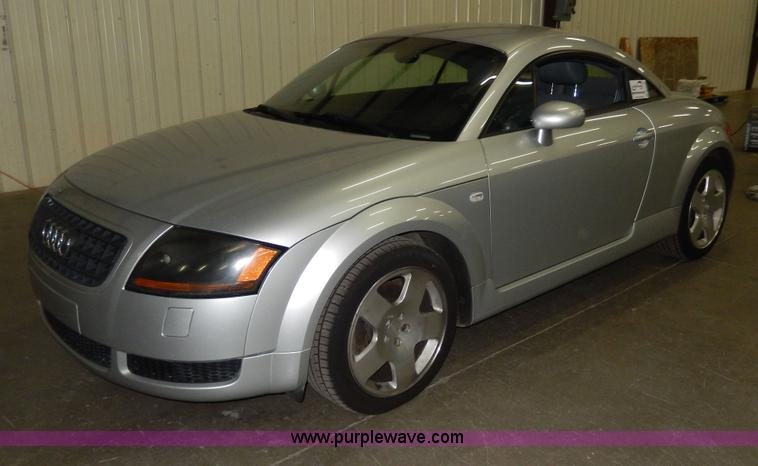 D8124.JPG - 2003 Audi TT Quattro , 142,840 miles on odometer , 1 8L L4 DOHC 20V turbo gas engine , Six speed man...