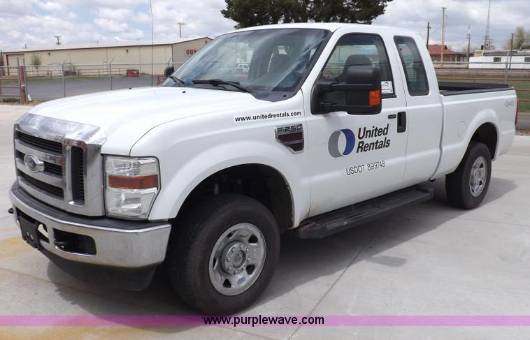 H7165.JPG - 2008 Ford F250 XLT Super Duty SuperCab pickup truck , 153,333 miles on odometer , 6 4L V8 OHV 32V tu...