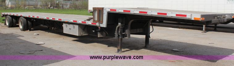 F2890.JPG - 2011 Transcraft DTL 2100 drop deck trailer , 53L x 102 quot W , 11L upper deck , 42L lower deck , 60...