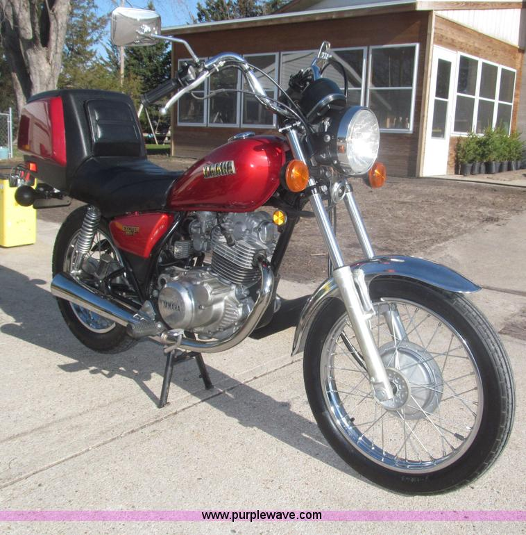 B5478.JPG - 1981 Yamaha Exciter 250T motorcycle , 3,908 miles on odometer , 250cc single cylinder gas engine , F...