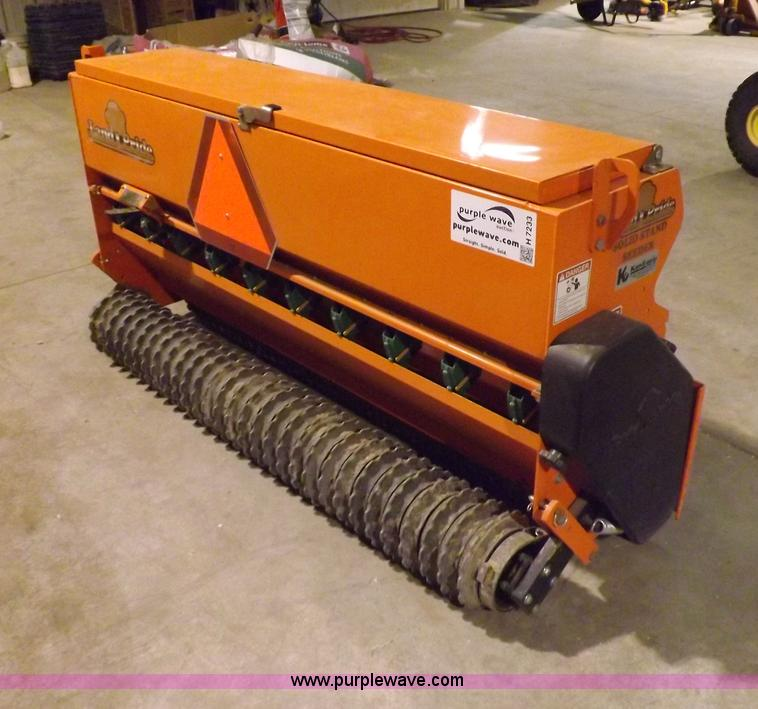 Aerator And Seeder : Land pride solid stand ps seeder no reserve auction