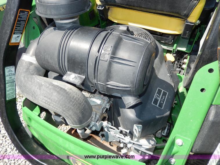 Kawasaki Hp V Twin Oil Leak