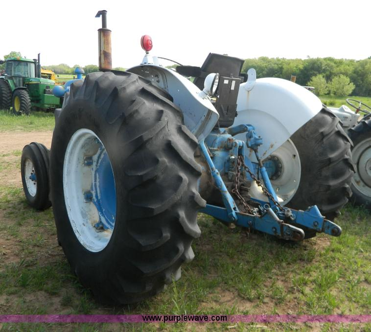 Ford 5000 Tractor Engine : Ford tractor no reserve auction on wednesday