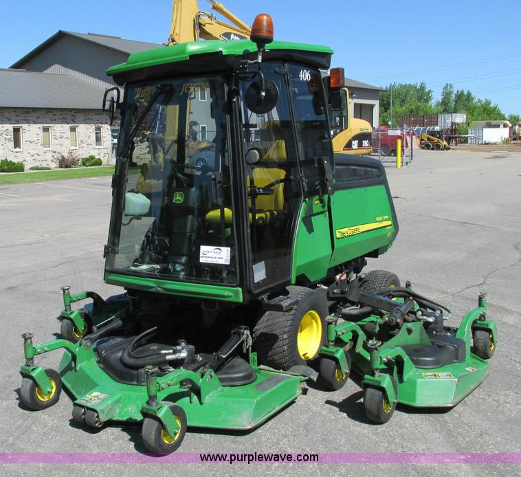 E5140.JPG - 2006 John Deere 1600 Turbo Series 2 lawn mower , 2,113 hours on meter , Yanmar diesel engine , Model...