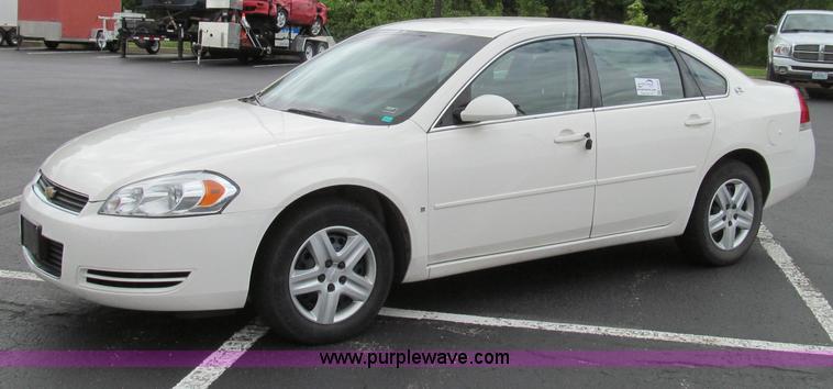 E3956.JPG - 2007 Chevrolet Impala LS , 195,580 miles on odometer , 3 5L V6 OHV 16V FFV gas engine , Automatic tr...