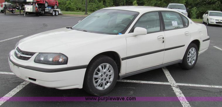 E3957.JPG - 2005 Chevrolet Impala , 149,866 miles on odometer , 3 4L V6 OHV 12V gas engine , Automatic transmiss...