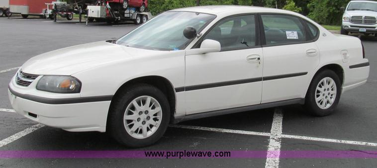 E3958.JPG - 2004 Chevrolet Impala , 136,470 miles on odometer , 3 8L V6 OHV 12V gas engine , Automatic transmiss...