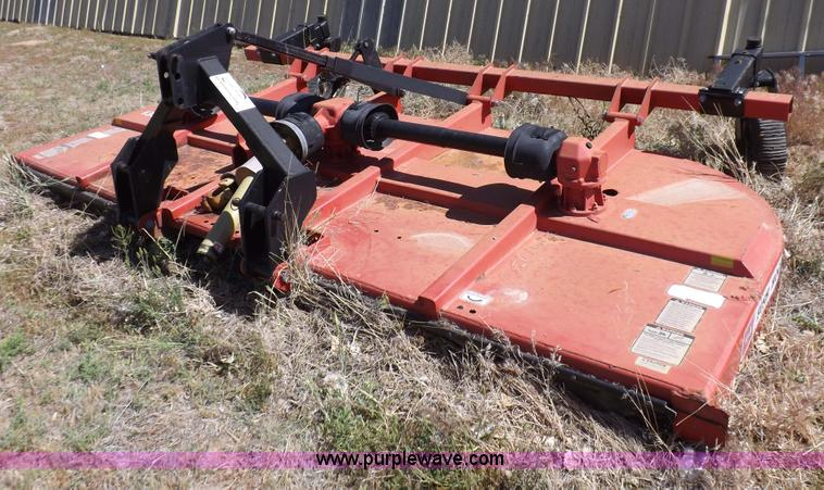 H7030.JPG - Bush Hog 13368R 14 rotary mower , Three point , 1000 PTO , Adjustible height , PTO clutch , Serial 1...