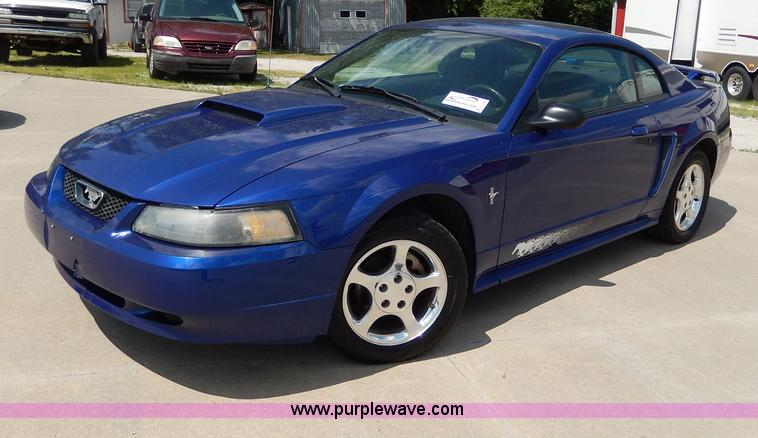 H3040.JPG - 2003 Ford Mustang , 129,585 miles on odometer , 3 8L V6 OHV 12V gas engine , Automatic transmission ...