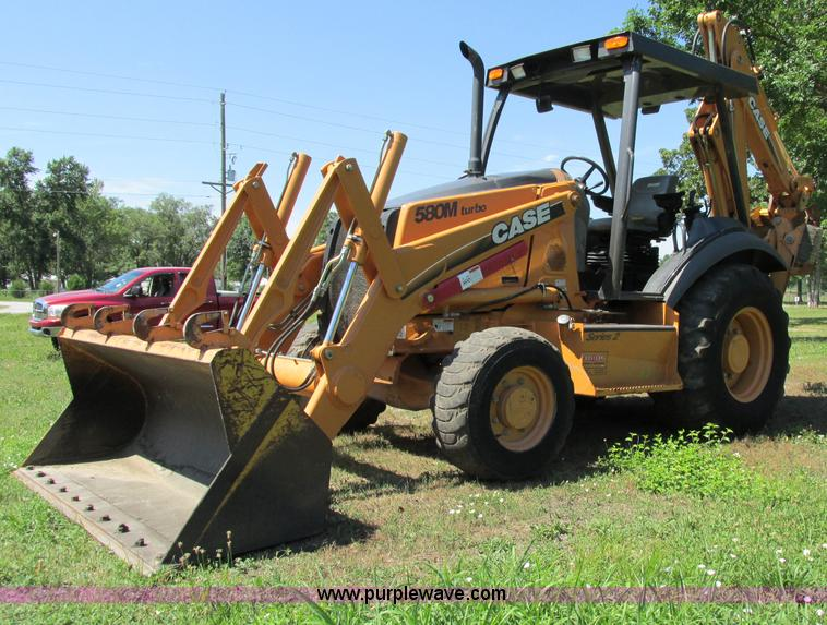F5162.JPG - 2006 Case 580M Series 2 backhoe , 796 hours on meter , Cummins four cylinder turbo diesel engine , 9...