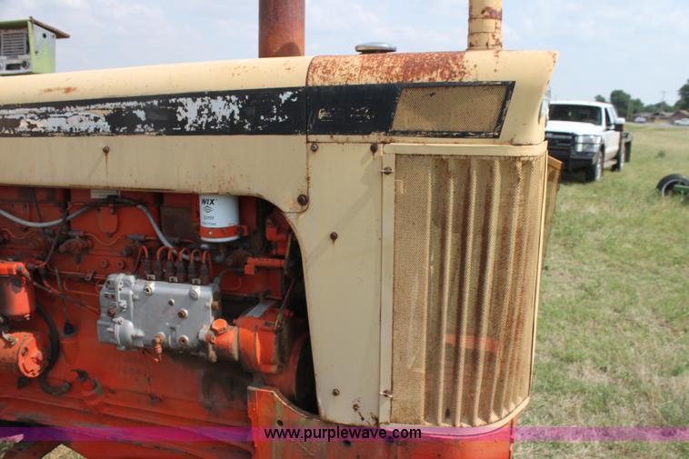 H7409i jpg 1966 case 930 comfort king tractor 3 399 hours on meter