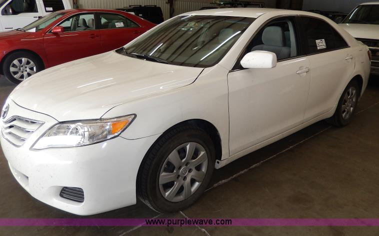 I4477.JPG - 2011 Toyota Camry LE, Non repairable title, parts only , 21,033 miles on odometer , 2 5L L4 DOHC 16V...