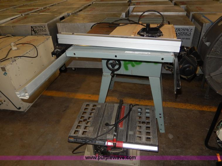 Assorted tools no reserve auction on tuesday august 20 for 1 hp electric motor for table saw